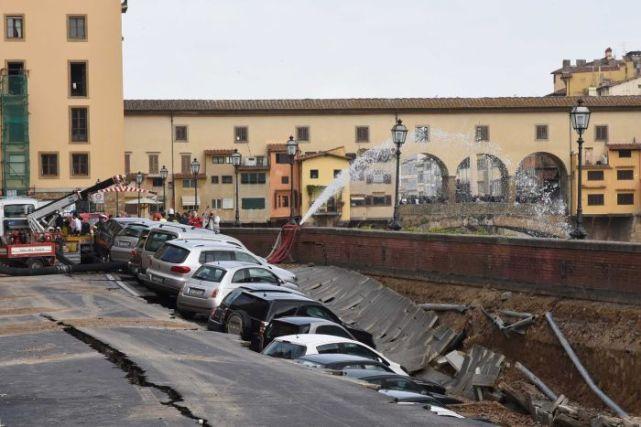 Florence disaster
